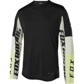 Fox Flexair Delta Honr LS Jersey Men black